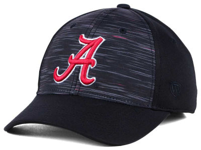 Alabama Crimson Tide Top of the World NCAA Flash Stretch Cap