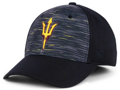 Arizona State Sun Devils Top of the World NCAA Flash Stretch Cap