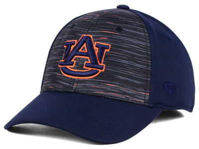 Auburn Tigers Top of the World NCAA Flash Stretch Cap