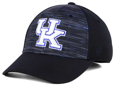Kentucky Wildcats Top of the World NCAA Flash Stretch Cap