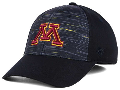 official photos 55e18 45495 ... real minnesota golden gophers top of the world ncaa flash stretch cap  d64a3 e4da1