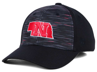 Nebraska Cornhuskers Top of the World NCAA Flash Stretch Cap