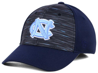 North Carolina Tar Heels Top of the World NCAA Flash Stretch Cap