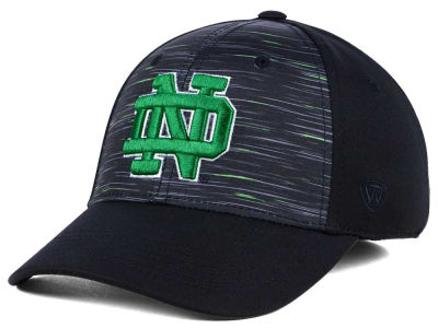 Notre Dame Fighting Irish Top of the World NCAA Flash Stretch Cap