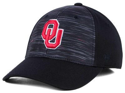 Oklahoma Sooners Top of the World NCAA Flash Stretch Cap
