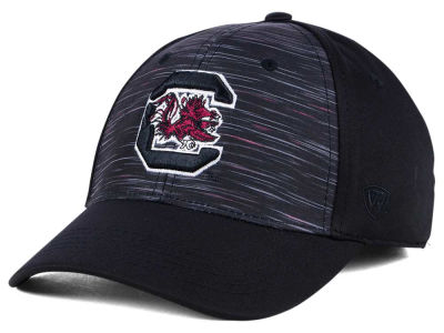 South Carolina Gamecocks Top of the World NCAA Flash Stretch Cap
