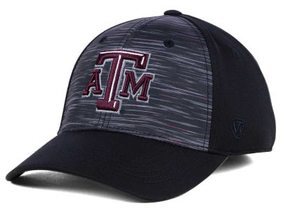 Texas A&M Aggies Top of the World NCAA Flash Stretch Cap