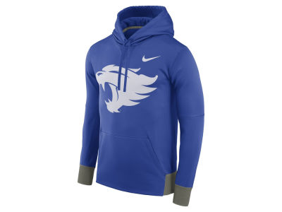 Kentucky Wildcats Nike NCAA Men's Therma Logo Hooded Sweatshirt