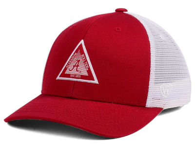 Alabama Crimson Tide Top of the World NCAA Present Mesh Cap
