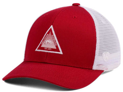 Arkansas Razorbacks Top of the World NCAA Present Mesh Cap
