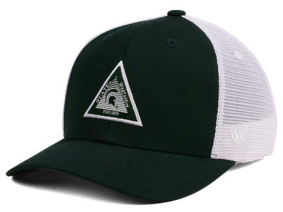 Michigan State Spartans Top of the World NCAA Present Mesh Cap