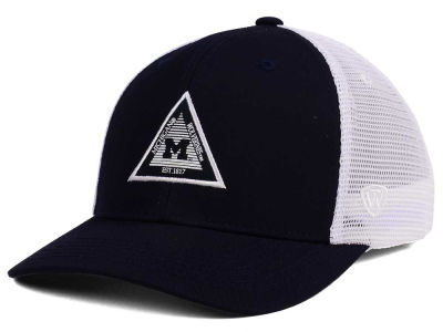Michigan Wolverines Top of the World NCAA Present Mesh Cap