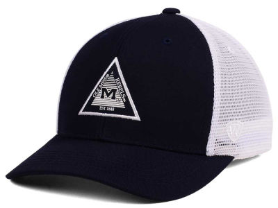Ole Miss Rebels Top of the World NCAA Present Mesh Cap