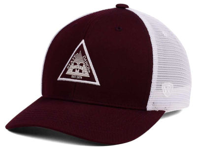 Mississippi State Bulldogs Top of the World NCAA Present Mesh Cap