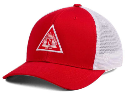 Nebraska Cornhuskers Top of the World NCAA Present Mesh Cap