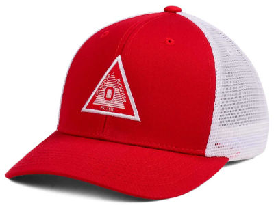 Ohio State Buckeyes Top of the World NCAA Present Mesh Cap
