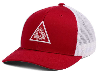 Oklahoma Sooners Top of the World NCAA Present Mesh Cap