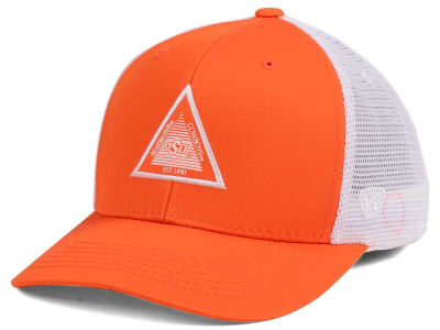 Oklahoma State Cowboys Top of the World NCAA Present Mesh Cap