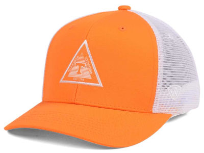 Tennessee Volunteers Top of the World NCAA Present Mesh Cap