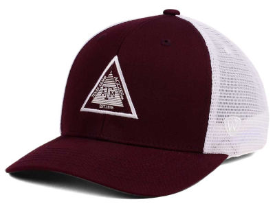 Texas A&M Aggies Top of the World NCAA Present Mesh Cap