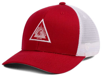 Washington State Cougars Top of the World NCAA Present Mesh Cap