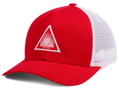 Wisconsin Badgers Top of the World NCAA Present Mesh Cap