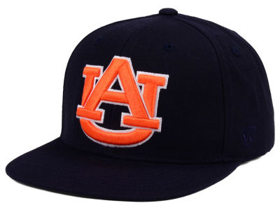 Auburn Tigers Top of the World NCAA Extra Logo Snapback Cap