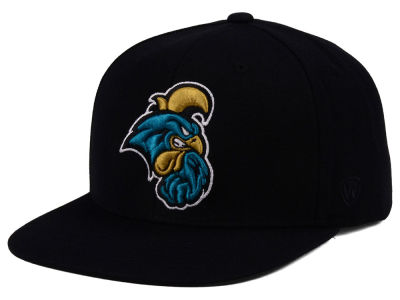 Coastal Carolina Chanticleers Top of the World NCAA Extra Logo Snapback Cap