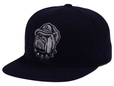 Georgetown Hoyas Top of the World NCAA Extra Logo Snapback Cap
