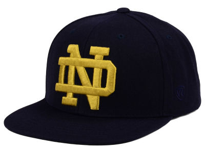 Notre Dame Fighting Irish Top of the World NCAA Extra Logo Snapback Cap