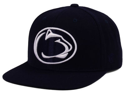 Penn State Nittany Lions Top of the World NCAA Extra Logo Snapback Cap