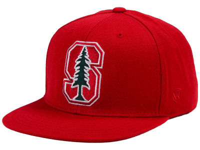 Stanford Cardinal Top of the World NCAA Extra Logo Snapback Cap