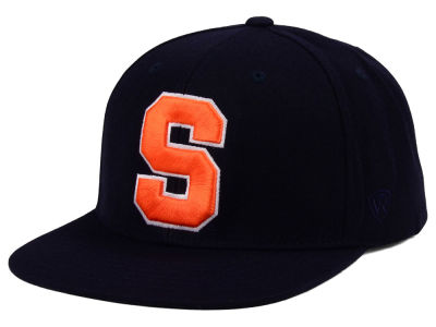 Syracuse Orange Top of the World NCAA Extra Logo Snapback Cap