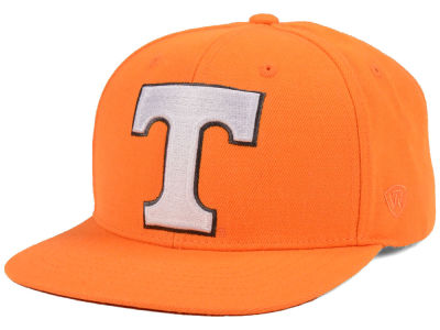 Tennessee Volunteers Top of the World NCAA Extra Logo Snapback Cap