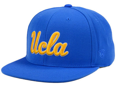 UCLA Bruins Top of the World NCAA Extra Logo Snapback Cap