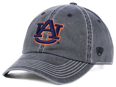 Auburn Tigers Top of the World NCAA Grinder Adjustable Cap