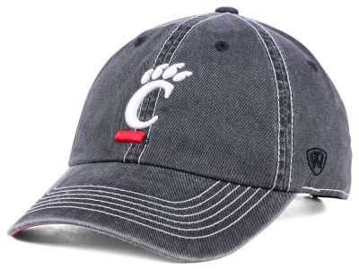 Cincinnati Bearcats Top of the World NCAA Grinder Adjustable Cap