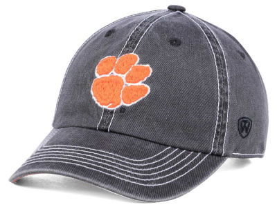 Clemson Tigers Top of the World NCAA Grinder Adjustable Cap