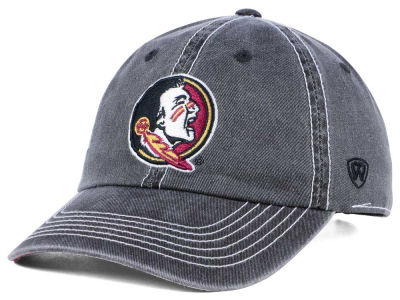 Florida State Seminoles Top of the World NCAA Grinder Adjustable Cap