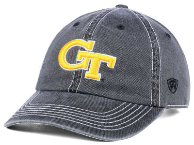 Georgia-Tech Top of the World NCAA Grinder Adjustable Cap