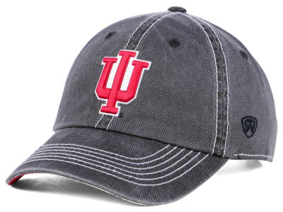Indiana Hoosiers Top of the World NCAA Grinder Adjustable Cap