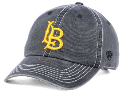 Long Beach State 49ers Top of the World NCAA Grinder Adjustable Cap