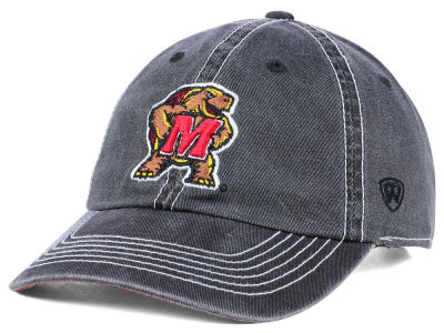 Maryland Terrapins Top of the World NCAA Grinder Adjustable Cap