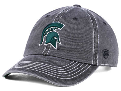 Michigan State Spartans Top of the World NCAA Grinder Adjustable Cap
