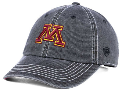 Minnesota Golden Gophers Top of the World NCAA Grinder Adjustable Cap