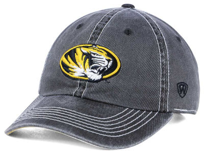 Missouri Tigers Top of the World NCAA Grinder Adjustable Cap