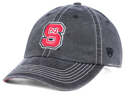 North Carolina State Wolfpack Top of the World NCAA Grinder Adjustable Cap