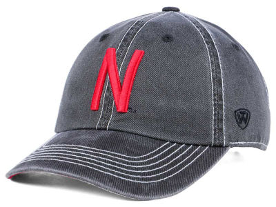 Nebraska Cornhuskers Top of the World NCAA Grinder Adjustable Cap
