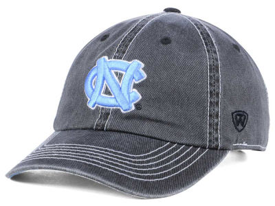 North Carolina Tar Heels Top of the World NCAA Grinder Adjustable Cap