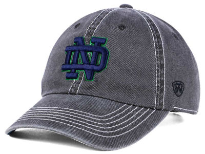 Notre Dame Fighting Irish Top of the World NCAA Grinder Adjustable Cap
